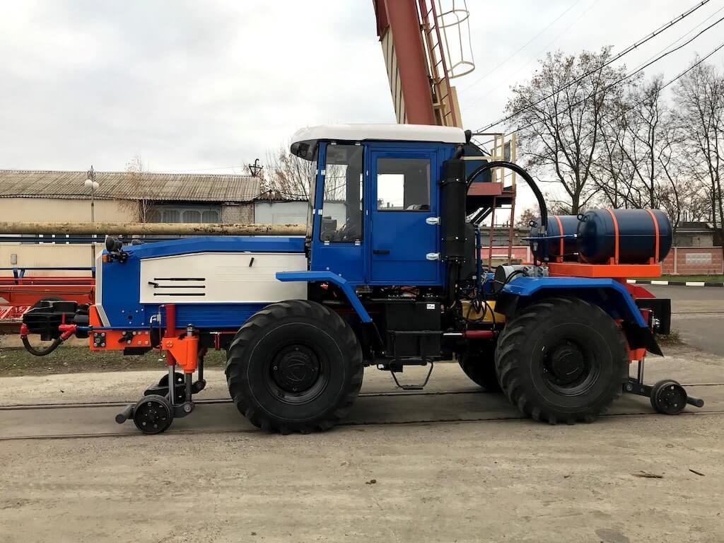 КРТ-1 Тягачь